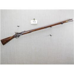 SINDER ENFIELD  , MODEL: II* DATED 1861 III BAND INFANTRY RIFLE  , CALIBER: 577 SNIDER