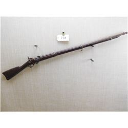 US SPRINGFIELD  , MODEL: 1861 US , CALIBER: 58 PERCUSSION