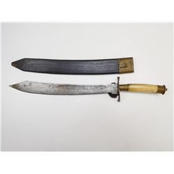 UNKNOWN SWORD AND BAYONET