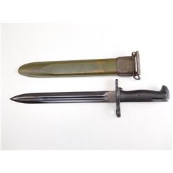 M1 BAYONET AND SCABBARD