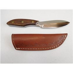 "LAMPLOUGH SOLINGEN ""YUKON HUNTER"" FIXED BLADE KNIFE"