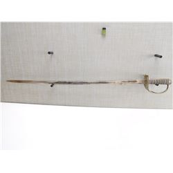 1854 PATTERN INFANTRY OFFICERS SWORD