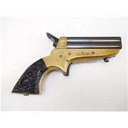 UBERTI , MODEL: NEW DERRINGER PEPPER BOX , CALIBER: .22 SH