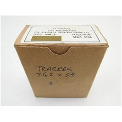 7.62 MM MILITARY TRACERS