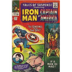 Tales of Suspense featuring Iron Man and Captain America #68