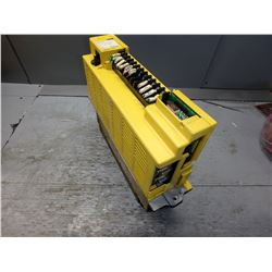 FANUC A06B-6090-H004 D SERVO AMPLIFIER UNIT **MISSING PANEL** **SEE PICS**