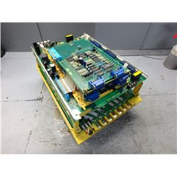 FANUC A06B-6064-H308#H550 AC SPINDLE SERVO DRIVE **SEE DESC FOR BOARD NUMBERS**