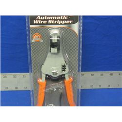 Automatic wire strippers