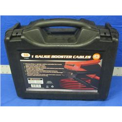 1 gage 25ft Booster cables