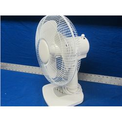 "12"" oscillating fan 3 speed"