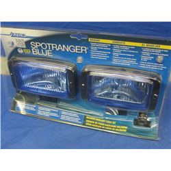 Alpena spotranger blue off road lights
