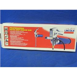Lincoln professional grease gun