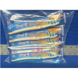 New Oral-B Toothrushes bundle of 10