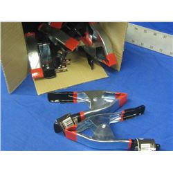 """Box of 12 HD 6"""" Spring clamp"""