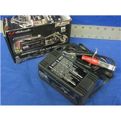 Shumacher speed charge battery maintainer