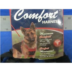 New Comfort Dog Harness lightweight and strong  LG/XL
