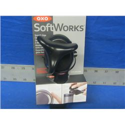 Softworks smooth edge can opener