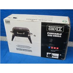 Back yard Grill Propane portable grill