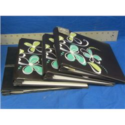 Bundle of 4 new photo/scrapbook albums