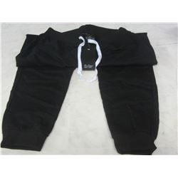 Women's Coco Limon sweat pants 1xl black