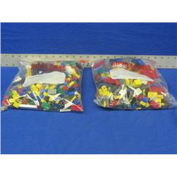 2 huge bags full of Lego