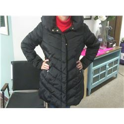 Women's Steve Madden winter coat / size large black