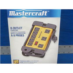 New MasterCraft 8 outlet Power Bar