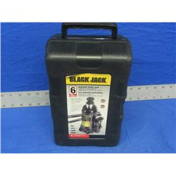 New 6 ton Bottle Jack with storage case