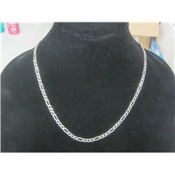 """20"""" Sterling 925 silver chain 13.5 grams"""