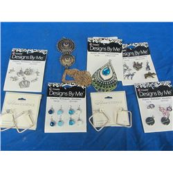 Lot of New Charms and earings