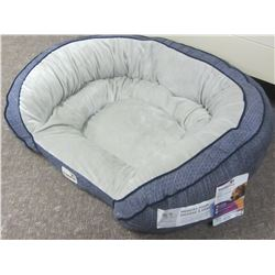 New Dog Bed  / trusty pup memory foam for Med/ large dogs