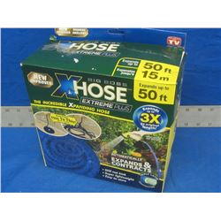 New 50 foot X hose big boss extreme plus