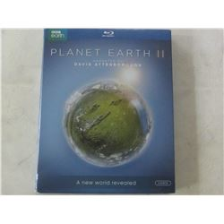 New Planet Earth blu ray 2 disk