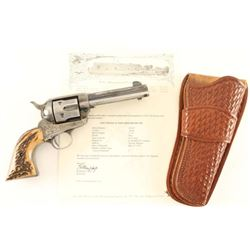 Colt Single Action Army .38 WCF SN: 322827
