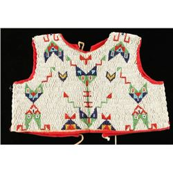 Early Sioux Child's Vest