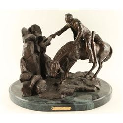 Fine Art Bronze by Steve Davies
