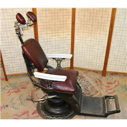 Antique Dentists Chair