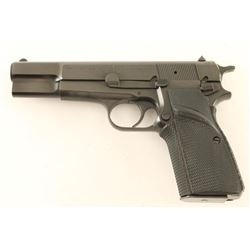 Browning Hi-Power 9mm SN: 245RN14715