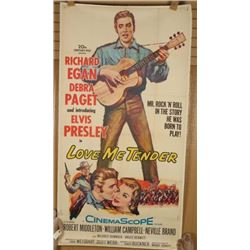 Original Elvis Presley Movie Poster
