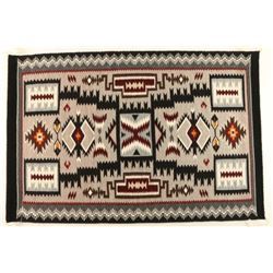 Navajo Storm Pattern Weaving