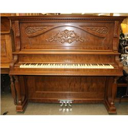 Beautiful Saloon Oak Piano