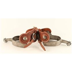 Pair of E Garcia Spurs