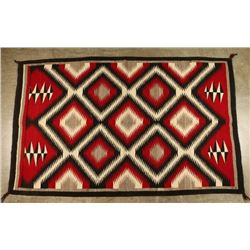 Very nice Navajo Crystal Design Rug