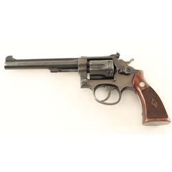 Smith & Wesson K-22 Masterpiece .22 LR