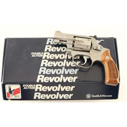 Smith & Wesson Mdl 63 .22 LR SN: BKD3979