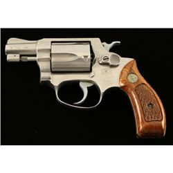Smith & Wesson Mdl 60 .38 Spl SN: ACA6577