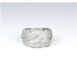 Dazzling Diamond Designer Style Band