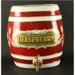 """Raspberry"" Spirit Barrel"