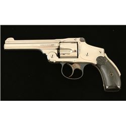 Smith & Wesson .38 Safety Hammerless