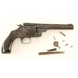 Smith & Wesson New Mdl No. 3 .44 Cal